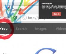 Free invite to Google +